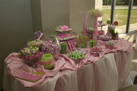 Caterers In San Bernardino California Pink And Green Buffet