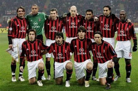 Ordinal Ac Milan 06 ac milan 2005 06 sport milan and ac milan