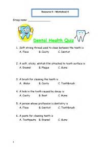 personal hygiene plan and worksheets personal care