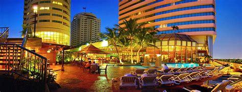 Outdoor Bar by Prince Palace Hotel Bangkok Thailand