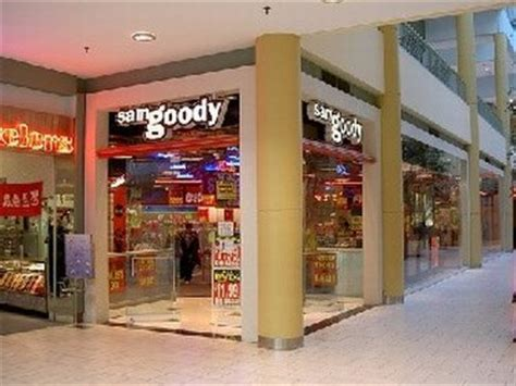 sam goody outlet stores