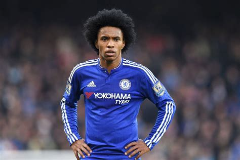 chelsea player 2017 chelsea to sell willian to a chinese super league club