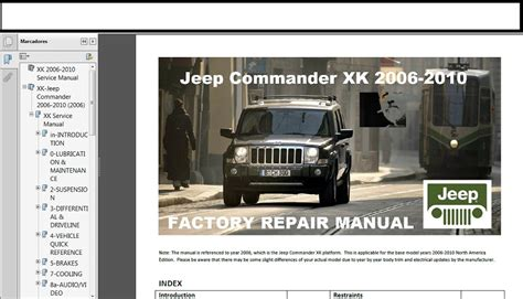 service repair manual free download 2009 jeep commander lane departure warning service manual 2010 jeep commander engine service manual jeep commander xk 2006 2007 2008