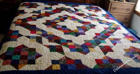 Nine Patch Quilt Pattern Variations by 9 Patch Variation