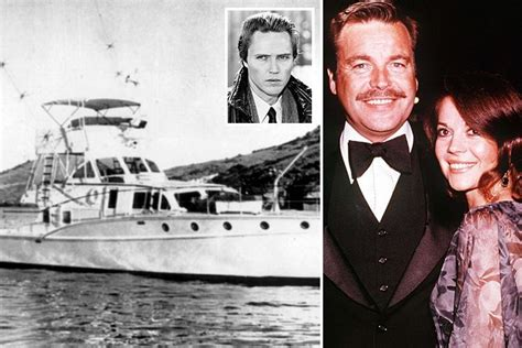 who was on the boat with natalie wood natalie wood death fingernail scratches on boat s hull
