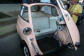 will bmw re inflate the new isetta may be on the
