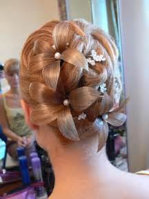 Bridal hair styles designs images wedding hair designs pics images