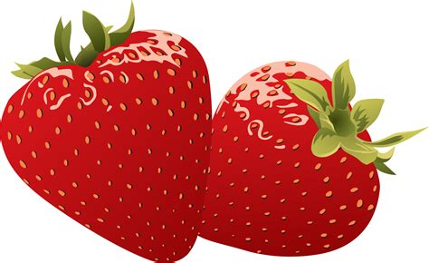 strawberry cartoon strawberry clip art fruit clip art downloadclipart org