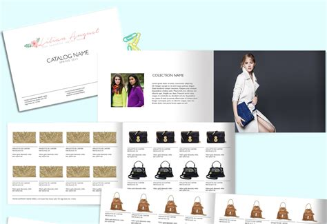 Wholesale Catalog Template Product Catalog Indesign Catalogue Custom Product Catalogue Catalogue Brochure Templates