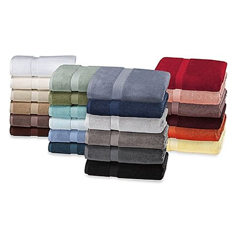 wamsutta 174 805 turkish cotton bath towel collection bed