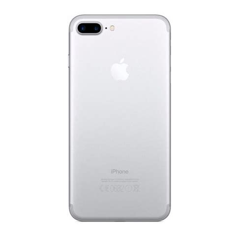 used condition apple iphone 7 plus 128gb unlocked gsm smartphone multi colors silver