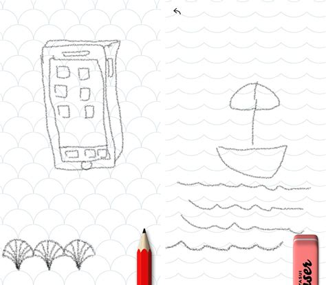 doodle and book paperless drawing on the go with tayasui doodle book app