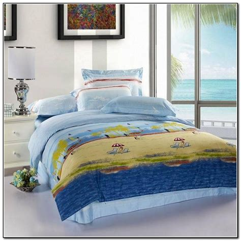 beach themed bed sets beach themed bedding sets beds home design ideas