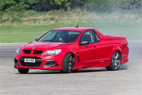 vauxhall vxr8 maloo 2017 review auto express