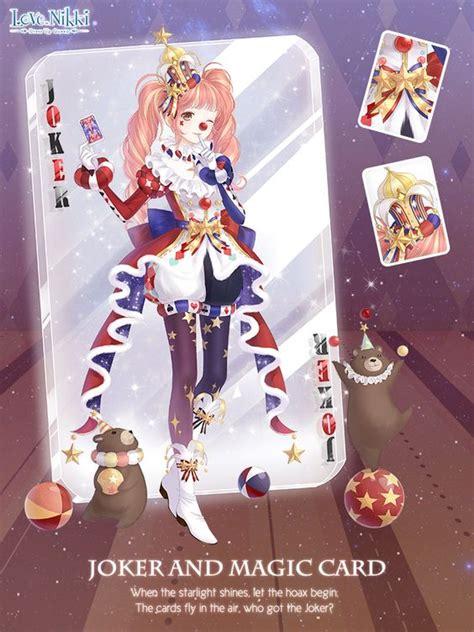 joker  magic card love nikki dress  queen wiki