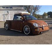 Lastcarnews Is This One Of The Coolest VW New Beetles Around Or What