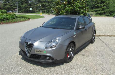 Alfa Romeo Verde by Test Drive Alfa Romeo Giulietta Quadrifoglio Verde A