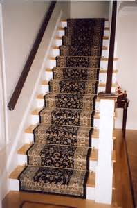 our gallery of stair rods installed