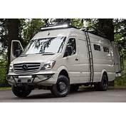 Valhalla 4x4 Mercedes Benz Sprinter Mobile Home By Outside Van
