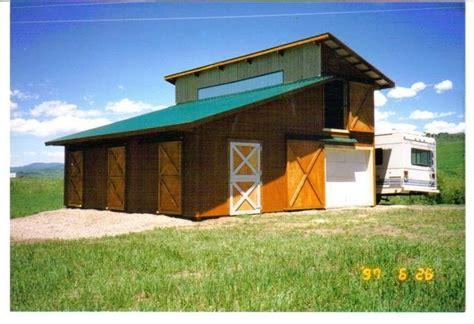 Two Stall Horse Barn Two Stall Horse Barn Dream Barn Pinterest