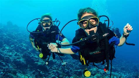 discover scuba diving try diving for beginners in phuket