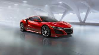 new acura sports car top sports car 2016 honda acura nsx einfozine