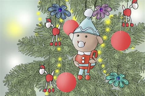 how to string popcorn on christmas tree how to string popcorn on a tree 11 steps