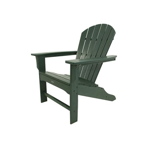 Home Depot Patio Chair Us Leisure Adirondack Chili Patio Chair 232982 The Home Depot