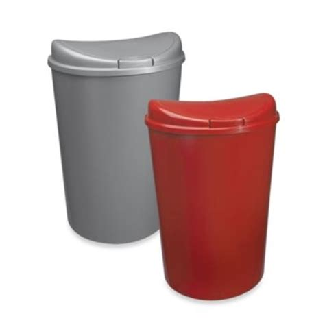 bed bath and beyond trash cans buy kitchen trash cans from bed bath beyond