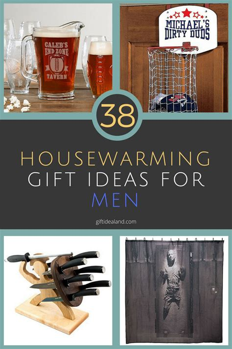 Housewarming Gift Ideas For Guys | 38 great housewarming gift ideas for men