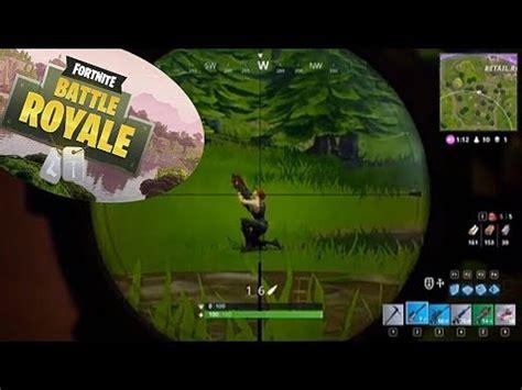 Headshot!   Fortnite Battle Royale   YouTube