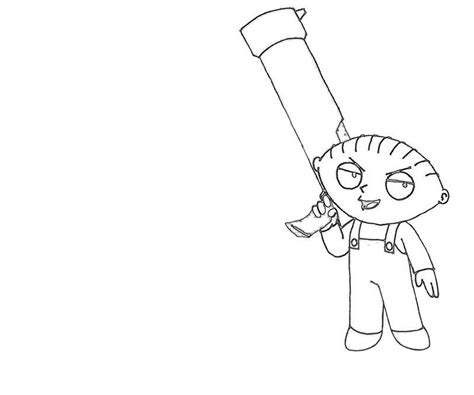 family guy coloring pages stewie coloring home