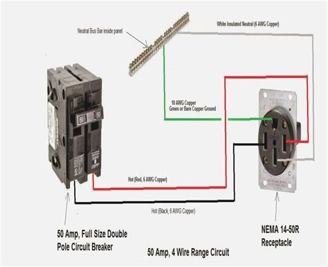wiring diagram for a 220 volt outlet free