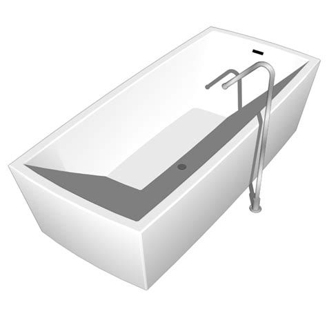 model in bathtub bathroom sink revit befon for