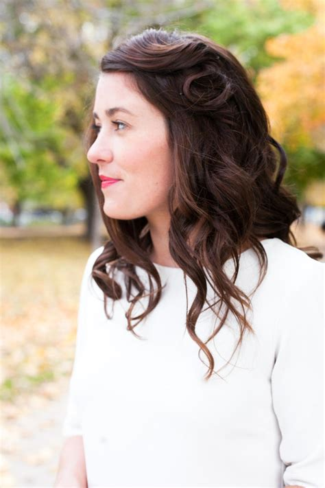 stunning curly holiday hairstyles southern living stunning curly holiday hairstyles southern living