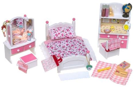 critter room live calico critters s bedroom set accessories s baby and kid s