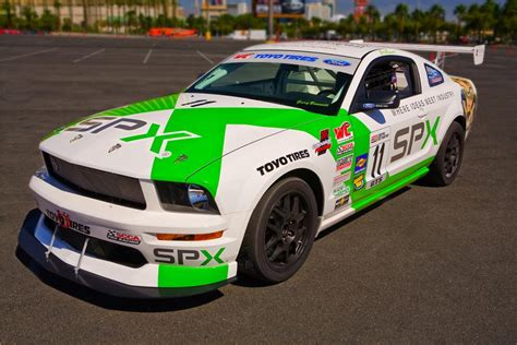 race ready mustang  sponsorship package   auction stangtv