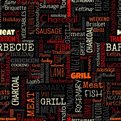 seamless pattern with words bbq word seamless pattern stock vector 169 lindarks 62133603