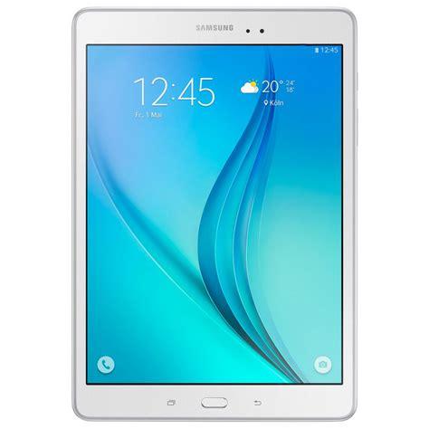 imagenes de tablet blancas samsung galaxy tab a 9 7 quot 16gb blanca tablet
