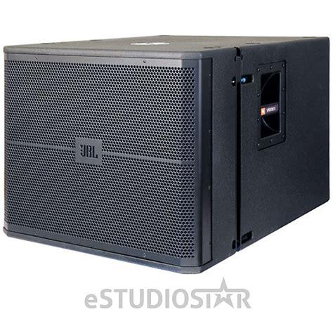 Speaker Fleco F Q 10 jbl vrx918s 18 quot compact high power suspendable subwoofer reverb