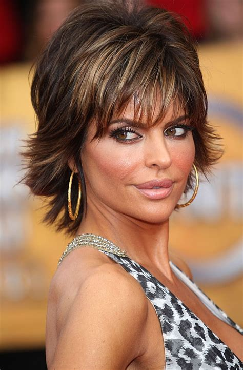 lisa rhinna cuts front and back lisa r pretty hairstyles pinterest hair style