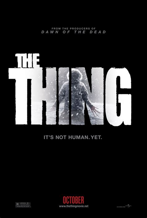 kurt russell watches the the thing 2011 trailer the thing from another world movie review 1951 1982