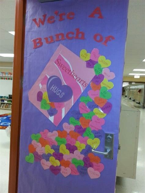 door decorations for valentines s day door classroom door ideas