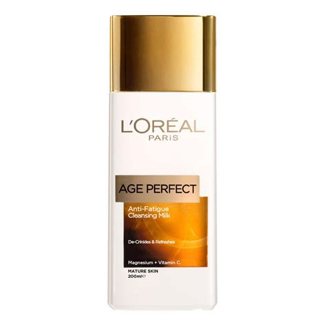 L Oréal Detox by Buy Age Cleansing Milk 200 Ml By L Oreal