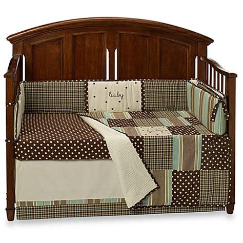 Buy My Baby Sam Mad About Plaid In Blue 4 Piece Crib Plaid Crib Bedding Sets