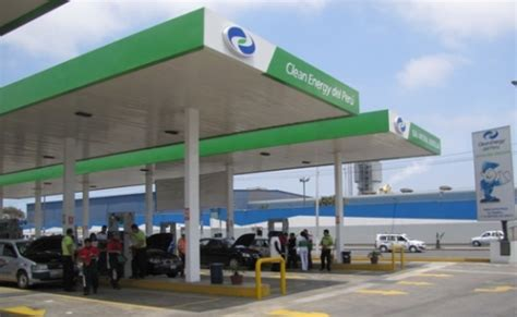 grifo gnv clean energy peru will introduce gas for vehicles