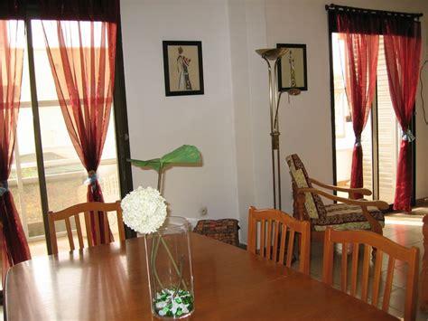 rideaux salle 224 manger salon photo de notre appartement