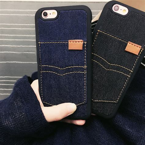 fashion jeans pattern iphone      se  cases