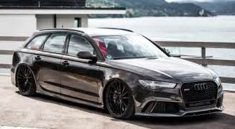 Audi Rs6 Wagon Carbon Audi Rs6 Is One Mad Wagon