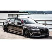 Full Carbon Audi RS6 Is One Mad Wagon  Motorward